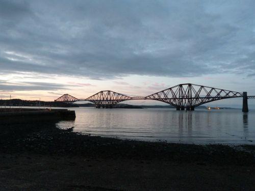 forth road railway bridge railway bridge scotland