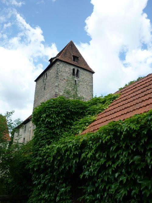 fortified church culture in leutra