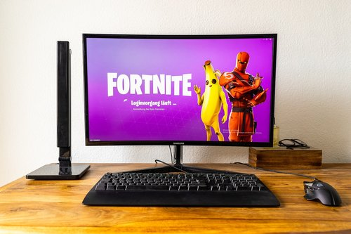 fortnite  workplace  video game