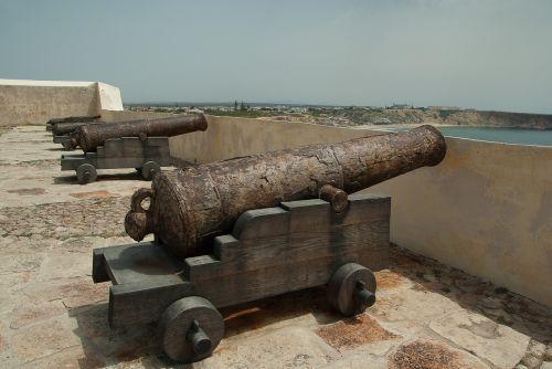 fortress guns war