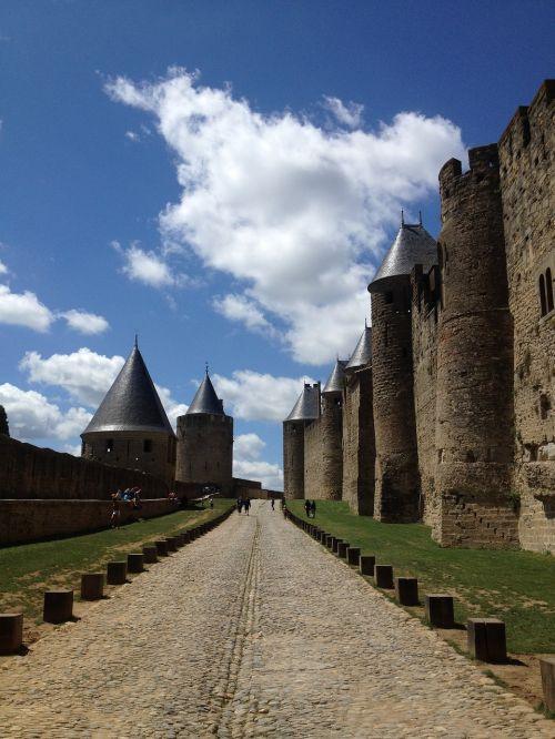 fortress carcassonne shite