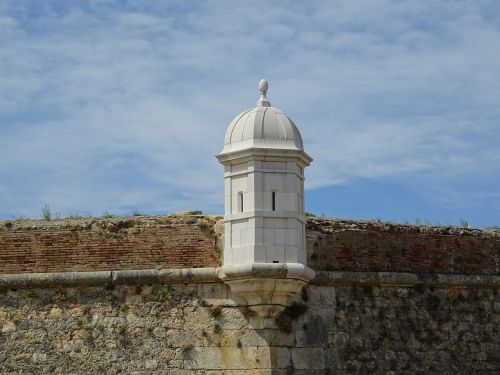fortress castle surveillance