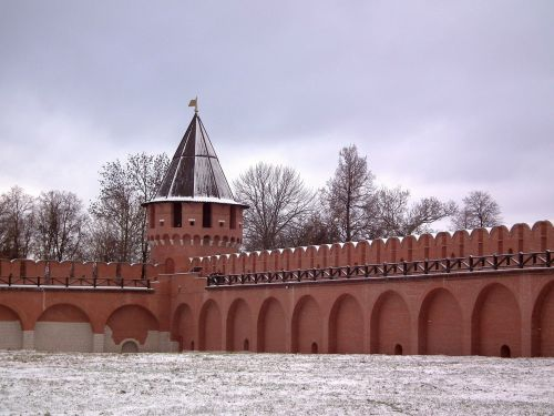 fortress tower fence