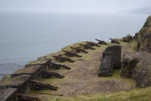 fortress cannons defense