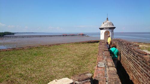 fortress history amazonas