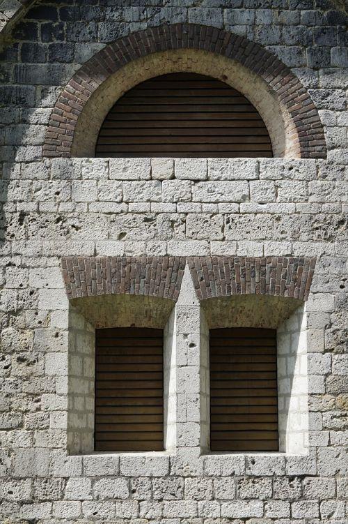 fortress window closed