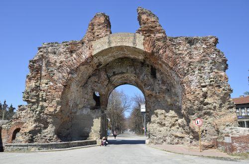 fortress bulgaria hissar