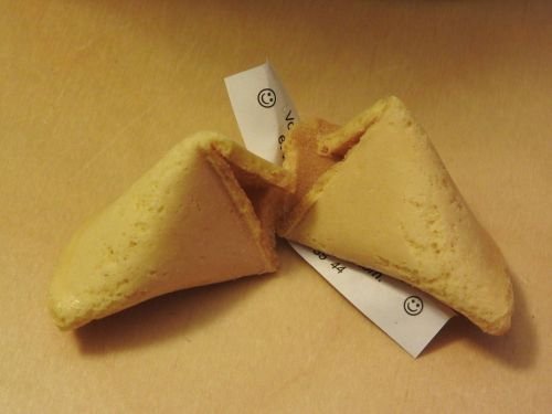 fortune cookie cookie fortune