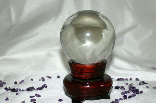 fortune telling glass ball fortune teller