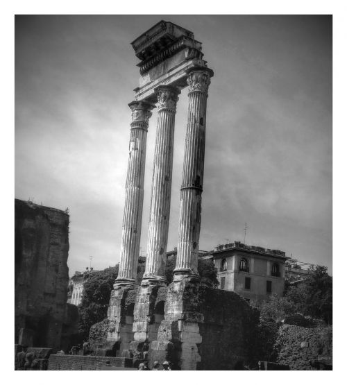 forum rome roman forum