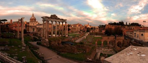 forum rome ancient