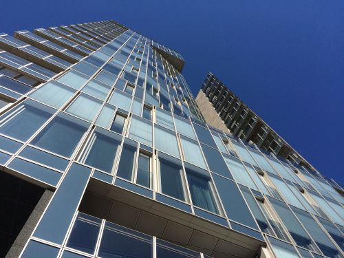 window architecture hauswand
