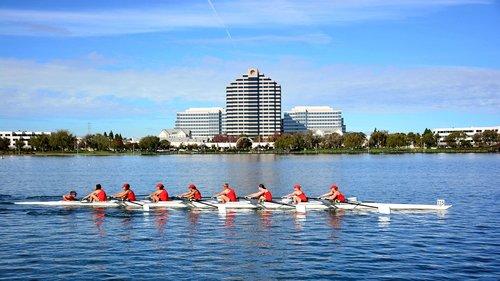 foster city  san francisco bay area  rowing