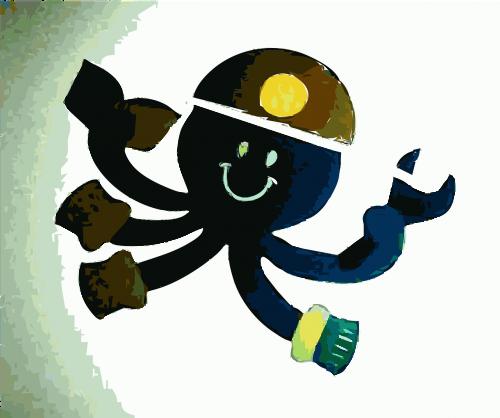 found octopus worker