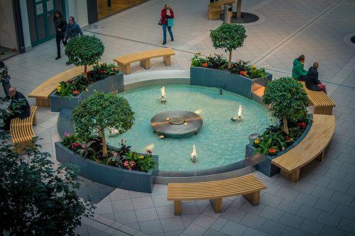 fountain mall shopping