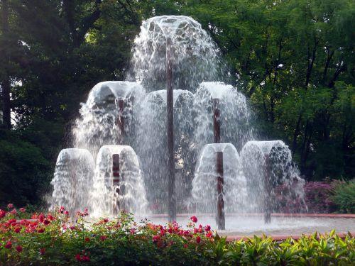 fountain fountain fountain water