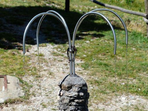 fountain stone fountain water