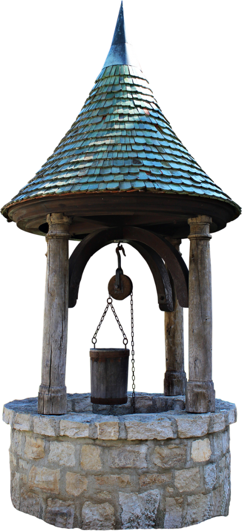 fountain traction stone fountain