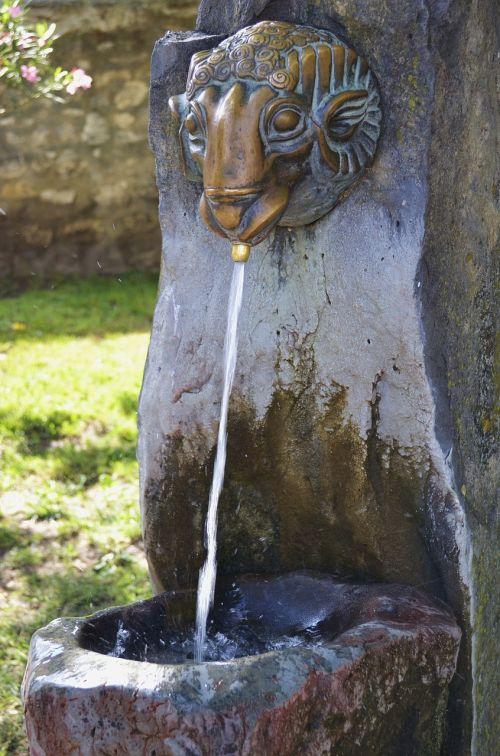 fountain ram city fountain