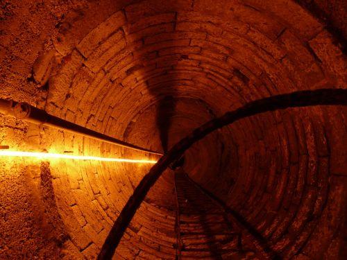 fountain well shaft shaft