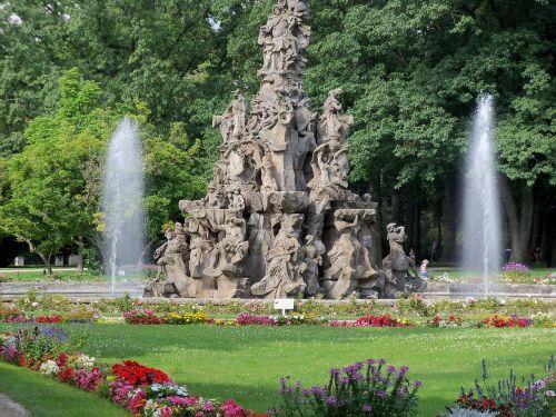fountain gain bavaria
