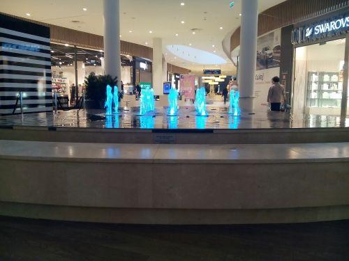 fountain the shopping center shops