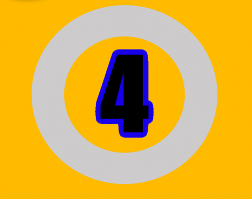 four number numbers