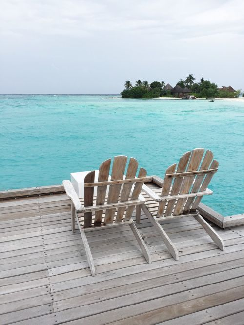 four seasons chill maldives