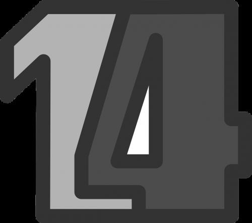 fourteen atomic number 14 silicon