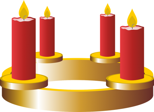fourth advent advent advent wreath