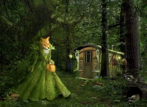 fox forest house story
