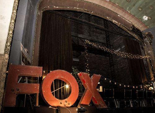 fox theater theater lighting