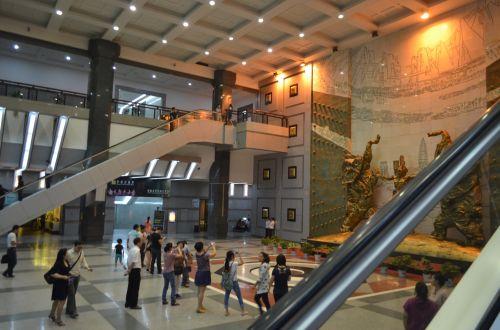 Foyer Zhengzhou Museum