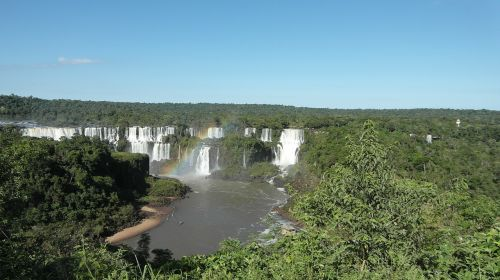 foz do iguaçu iguaçu waterfall