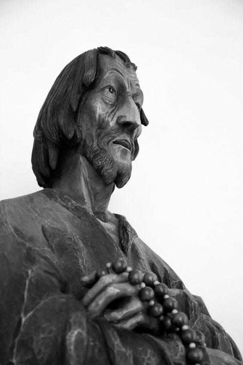 fr holy figure