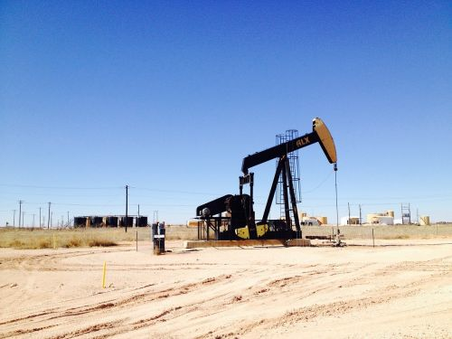 fracking oil drilling
