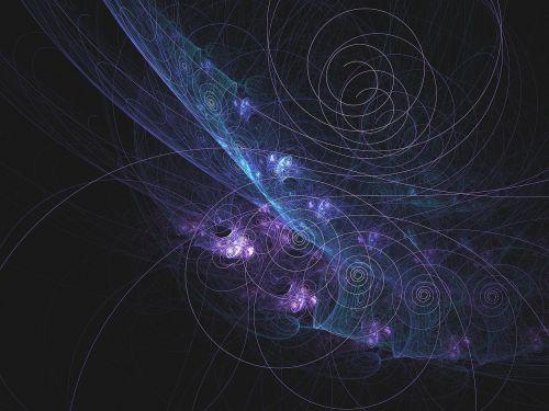 fractal lines curves