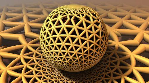 fractal sphere ball