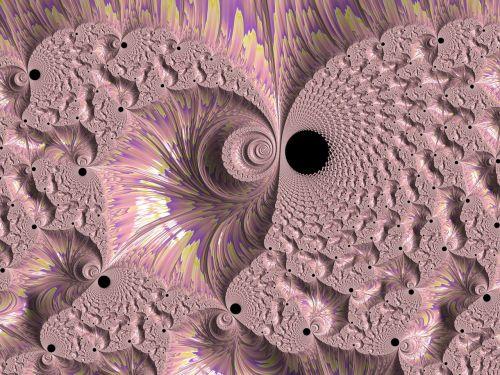fractal tender rose