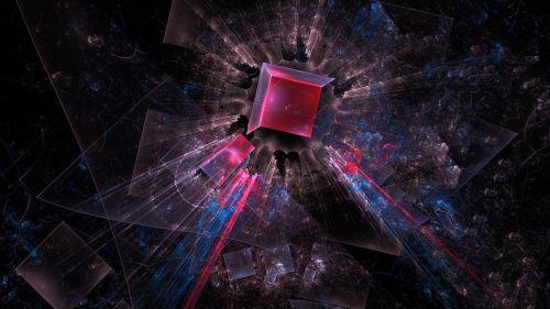 fractal digital cubes