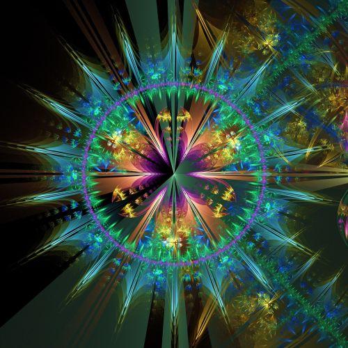fractal art original