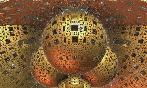 fractal complexity render