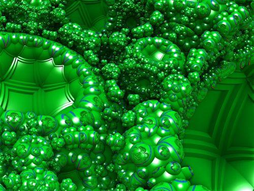 fractal 3d render
