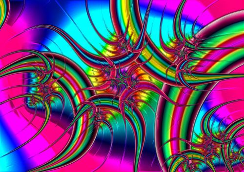fractal pattern abstract