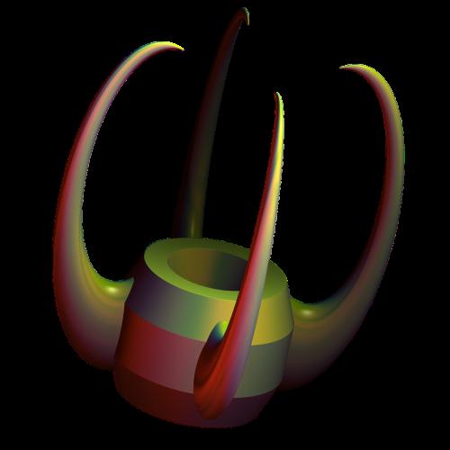 fractal mysterie talon