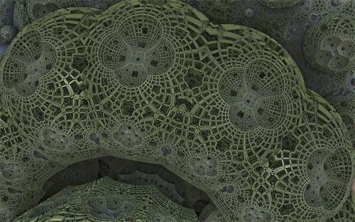 fractal render complexity