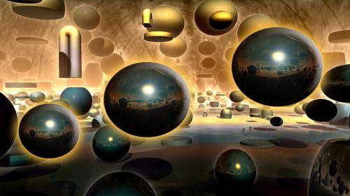 fractal mandelbulb 3d