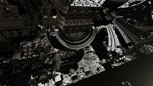 fractal podium utopia