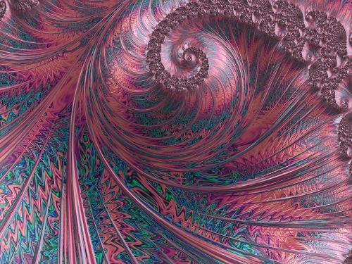 fractal artwork digital