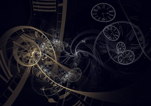 fractal abstract rendering